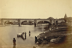 Bruce's Bridge [Lucknow].